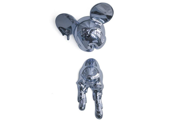 MELTING FREAKY MOUSE - LIGHT ONYX