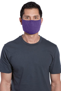 SC Logo Cotton Blend Face Mask