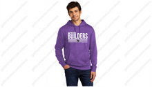 Load image into Gallery viewer, Builders Stripes District® V.I.T.™ Fleece Hoodie
