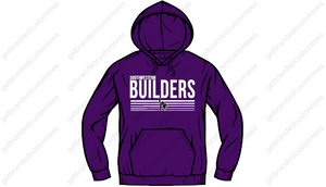 Builders District® V.I.T.™ Fleece Hoodie