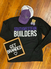 Load image into Gallery viewer, CC L/S SC Builders Distress Tee