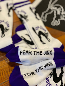 Fear the Jinx Knee High Socks