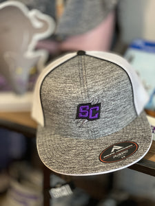NEW! D-Series Trucker FLEXFIT® Pacific Headwear Cap
