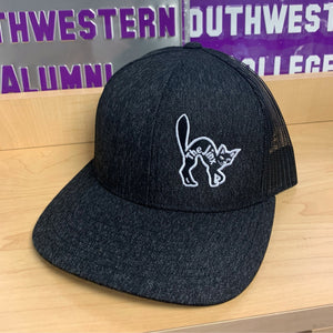 SC Jinx Black Heather Cap