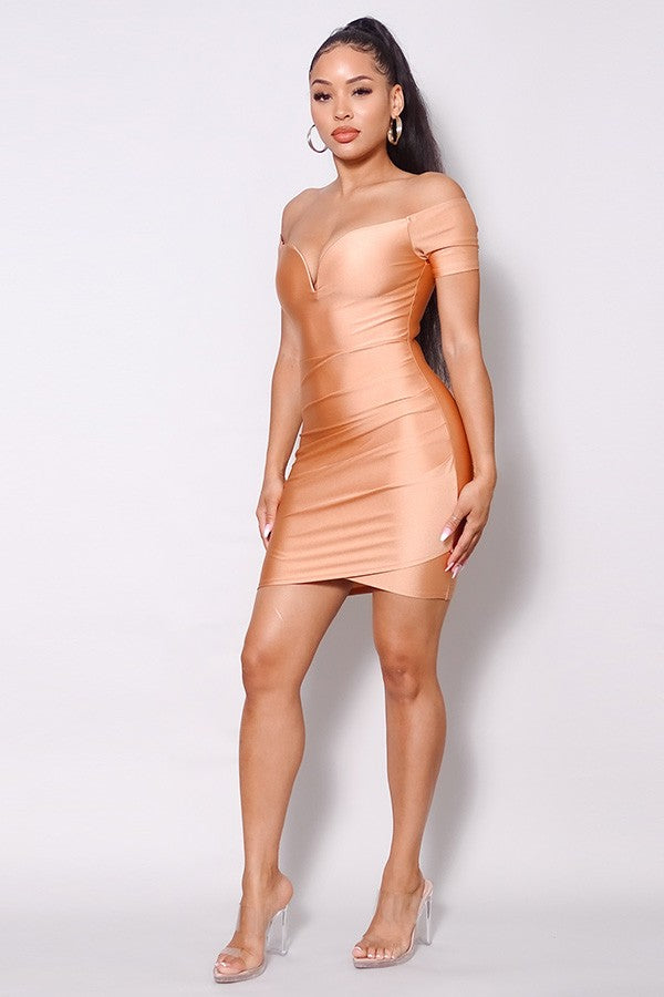 Nights To Remember Bodycon Dress-Dress-ShopRbls