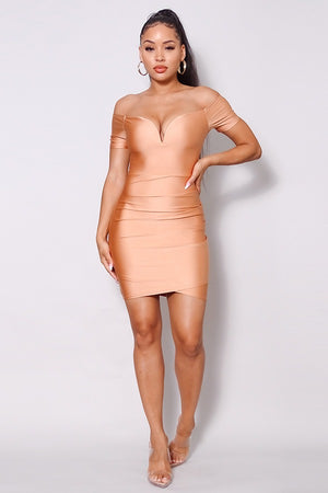 Nights To Remember Bodycon Dress