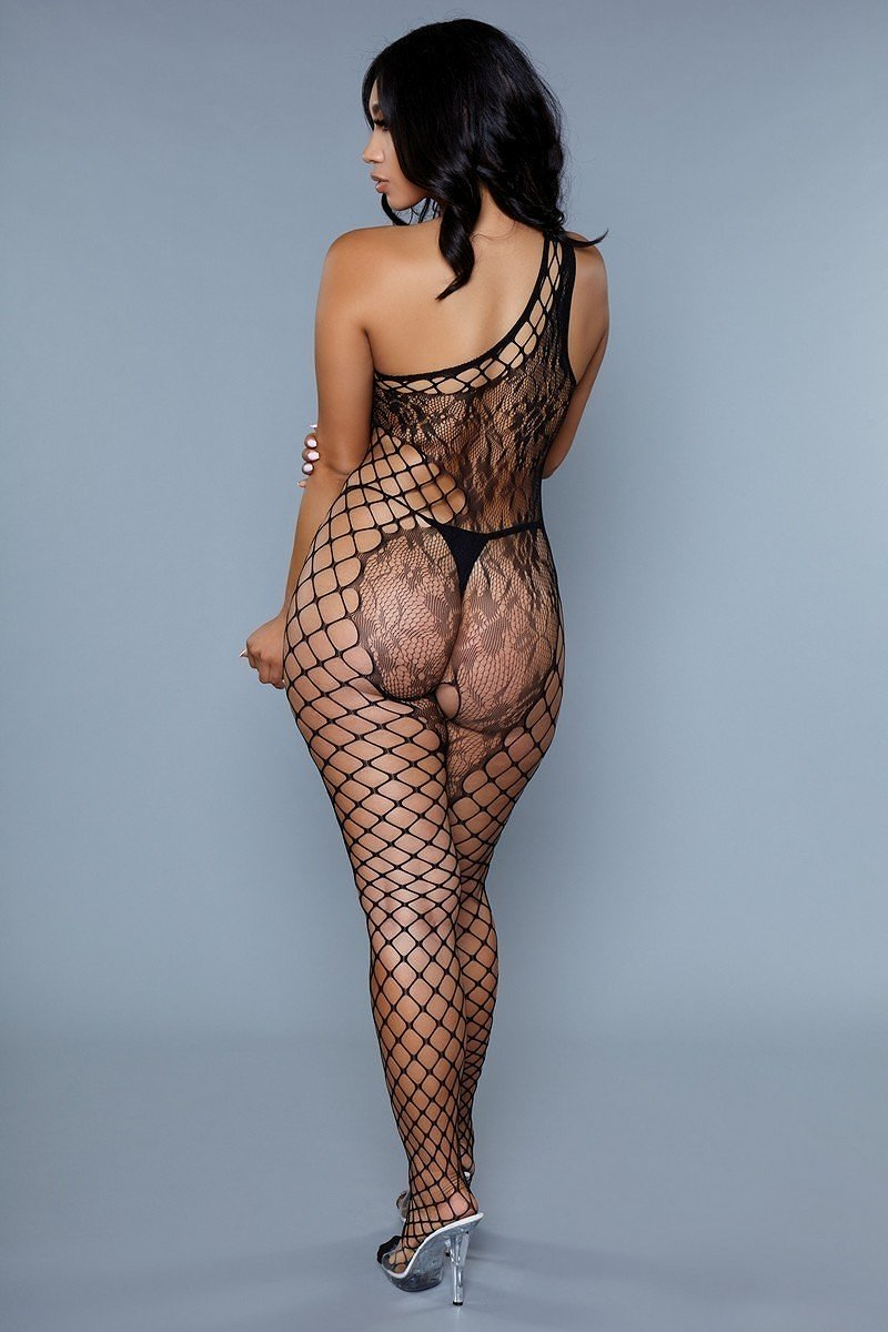 Fantasy Crotchless Bodystocking