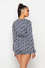 Load image into Gallery viewer, Darling Diva Long Sleeve Romper - ShopRbls