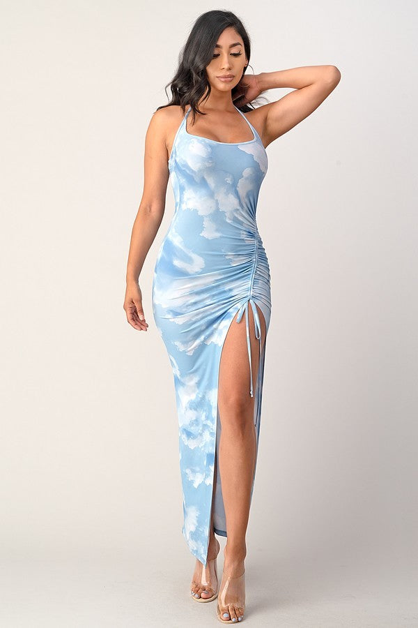 Angela Bombshell Maxi Dress - ShopRbls