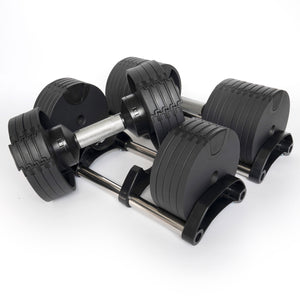 20kg & 32kg Adjustable dumbbells (Pairs)