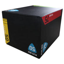 Load image into Gallery viewer, 3 in 1 Soft Plyometrics Box