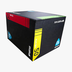 3 in 1 Soft Plyometrics Box