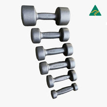 Load image into Gallery viewer, Australian made Dumbbells (Pair)