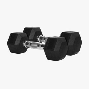 Hex Dumbbells (Pair)