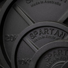 Load image into Gallery viewer, Australian made cast-iron Olympic plates (Sold individually)
