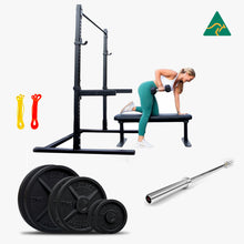 Load image into Gallery viewer, The Spartan Home Gym (90kg package)