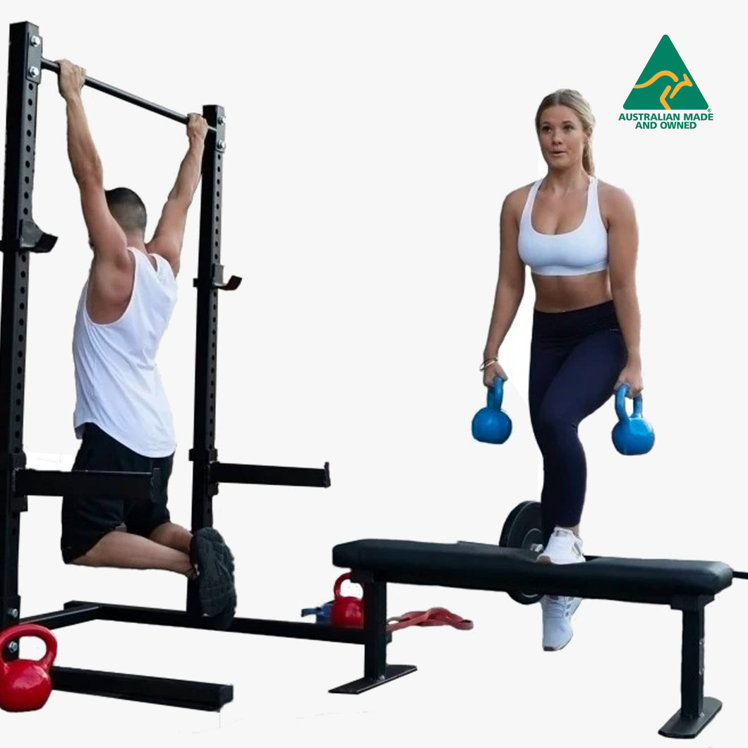 The Advanced Home Gym Package