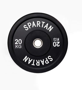 Spartan Bumper Plates (Sold individually)
