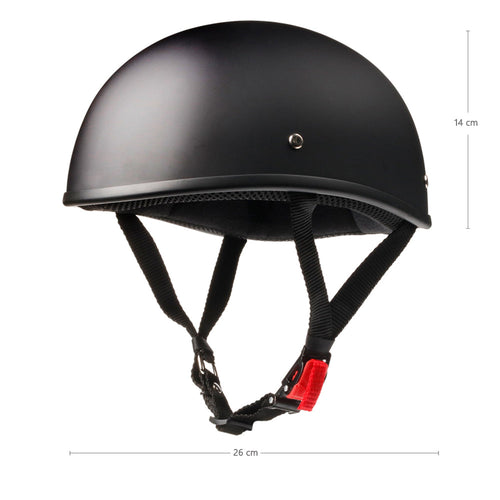 Beanie Helmet - Low Profile Motorcycle Helmet | Biker Lid CLICK ADD TO CART TO GET FREE SUNGLASSES DEAL (value $19.95) by clueier - saint-aubin-retail&-distribution