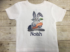 Baby First Easter Bunny Shirt