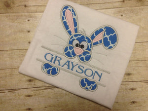 Personalized Easter Shirt for Boys