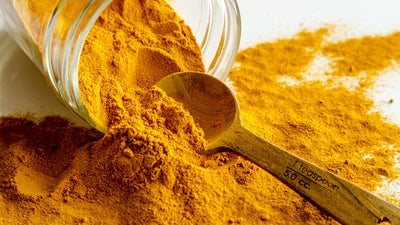 Dodgy knees? Arthritis aches? Turmeric may help ease arthritic joint pain