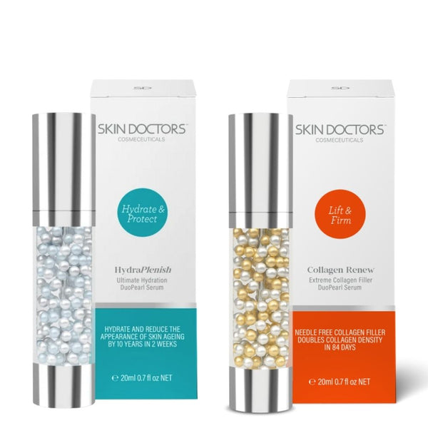 25% off the whole Skin Doctors Cosmeceuticals range including their new Pearls