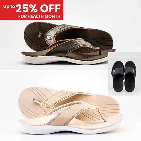Neat Zori Footwear up to 25% off