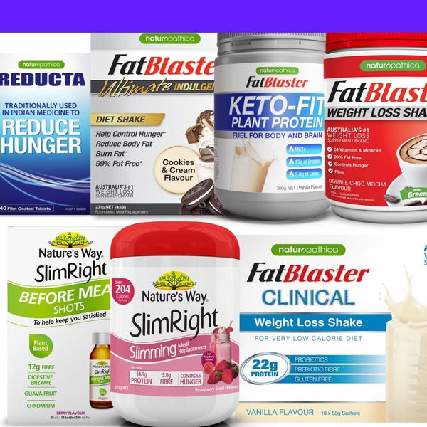 25% off this huge range of weight loss solutions for Health Month