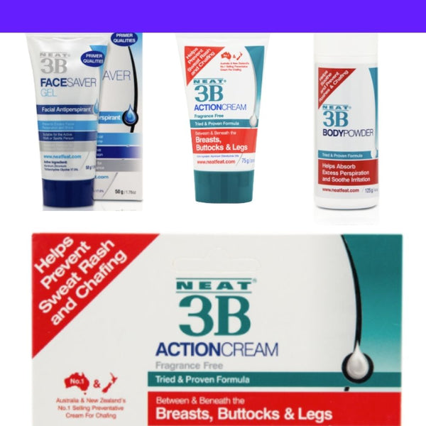Get 30% off 3B Creams for Health Month