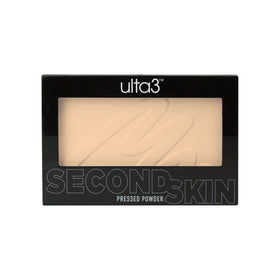 Second Skin Pressed Powder - Light