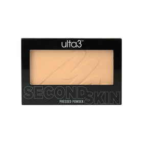 Second Skin Pressed Powder - Tan