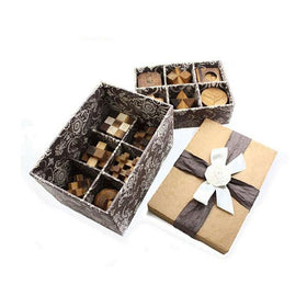 12 Puzzles Deluxe Gift Box Set
