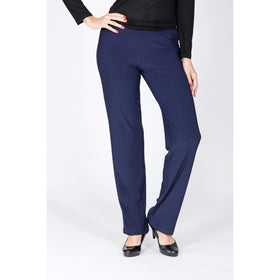 Travel Slim Leg Pant - Navy