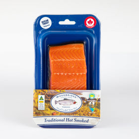 Hot Smoked Ocean Trout Maple