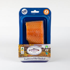 Hot Smoked Atlantic Salmon