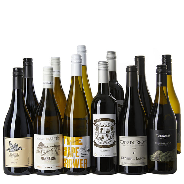 Wine Buyer's Dozen 8.0