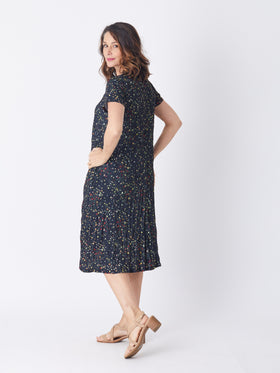 Stella Print Dress - Ditsy