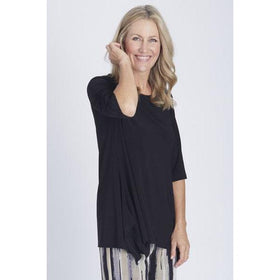 Swing Andrea Top - Black