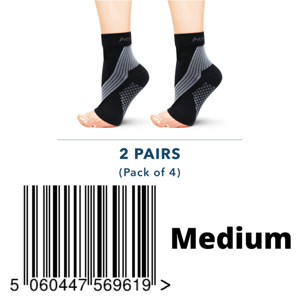 Plantar Fascitis Socks | All Day Heel & Arch Support