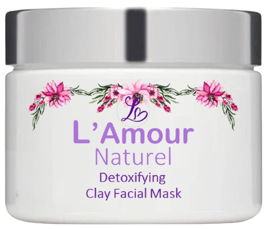 Detoxifying Clay Face Mask