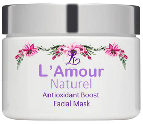 Antioxidant Boost Facial Mask