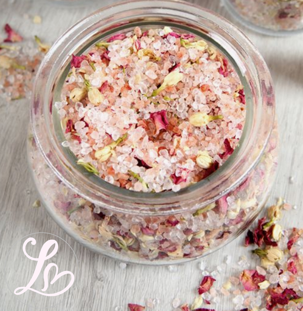 Milk Bath Soak - A Taste of Luxury