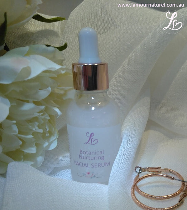 Botanical Infusion Facial Serum