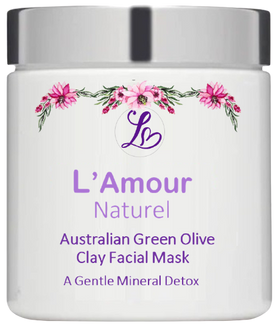 Australian Green Olive Clay Mask