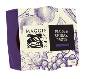 Plum & Shiraz Paste