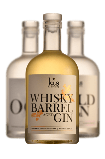 3 pack 200ml Whisky Barrel + Wild + O