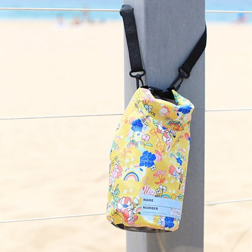 Dry Bag in Florality