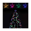 2.1M 7FT LED Christmas Tree Multi Colour
