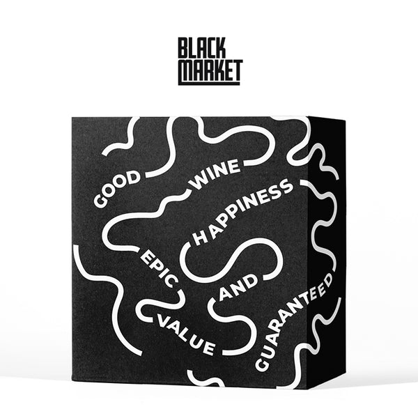 Shiraz & Co 48.0 – Black Market Mix